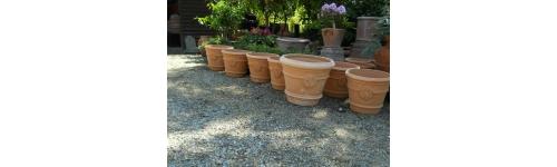 Vasi da giardino mastro andrea for Anfore terracotta da giardino