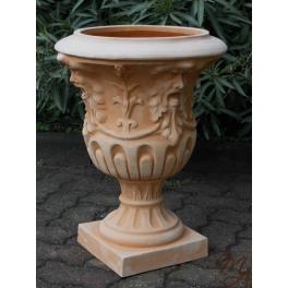 Vaso Alassio coppa ornamentale da pilastro.