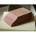 Capitello mattone sagomato