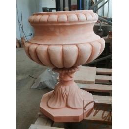 Coppa da pilastro  a calice