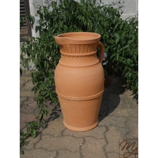 Anfora a boccale for Anfore terracotta da giardino